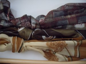 3 x ladies Fashion Scarves Lot 6