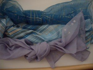 3 x Ladies fashion Scarves Lot7